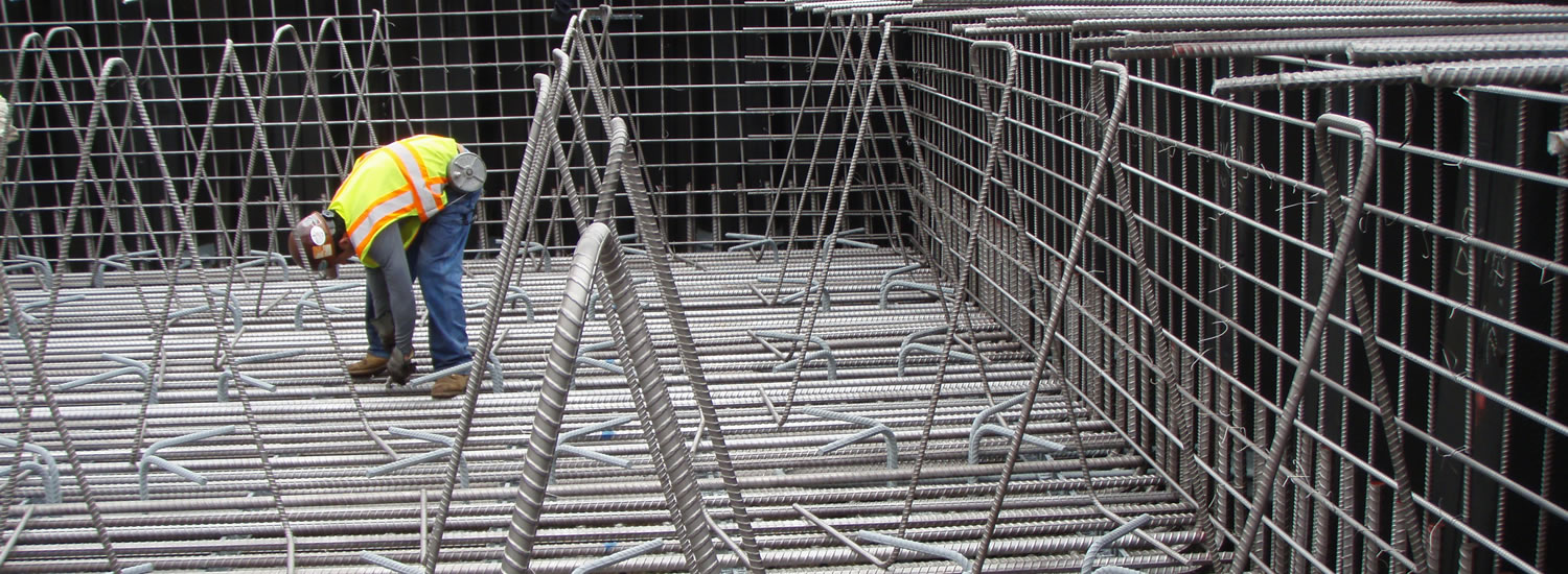 Salit Specialty Rebar-FTG standees