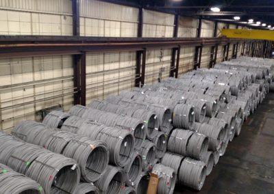 Buffalo facility stainless steel reinforcement Salit