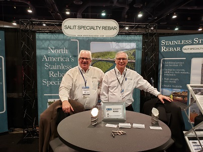 Kevin Cornell and Rick Huza, P.Eng